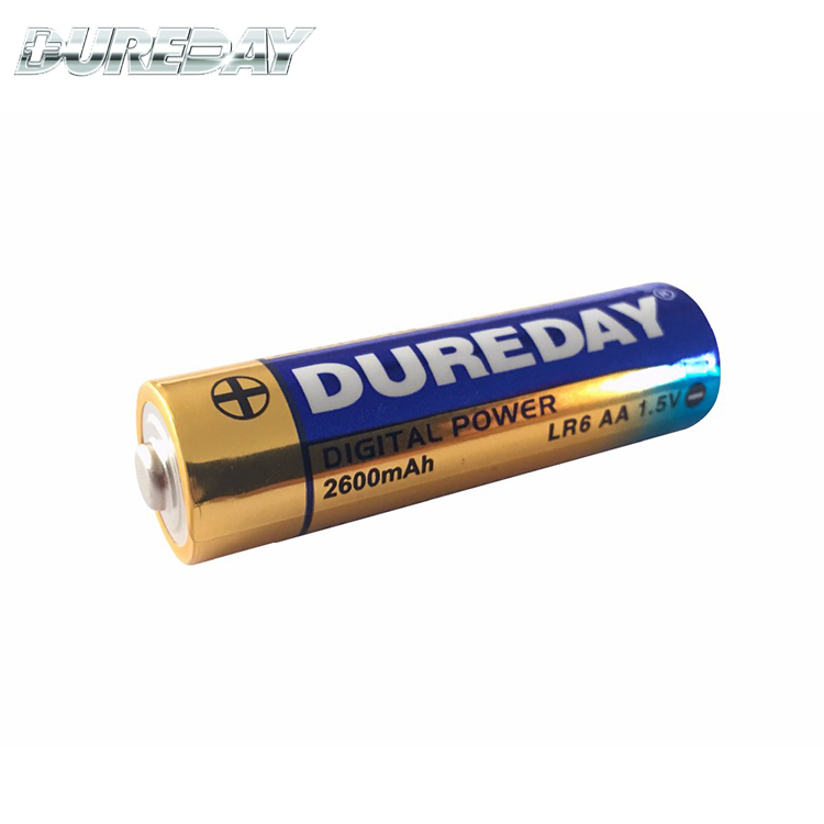 Dry battery size aaa lr03 primary battery