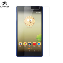 Perfect Size Wholesale Premiun Tempered Glass Screen Protector For Lenovo Tab3 (Tb3-730M) film