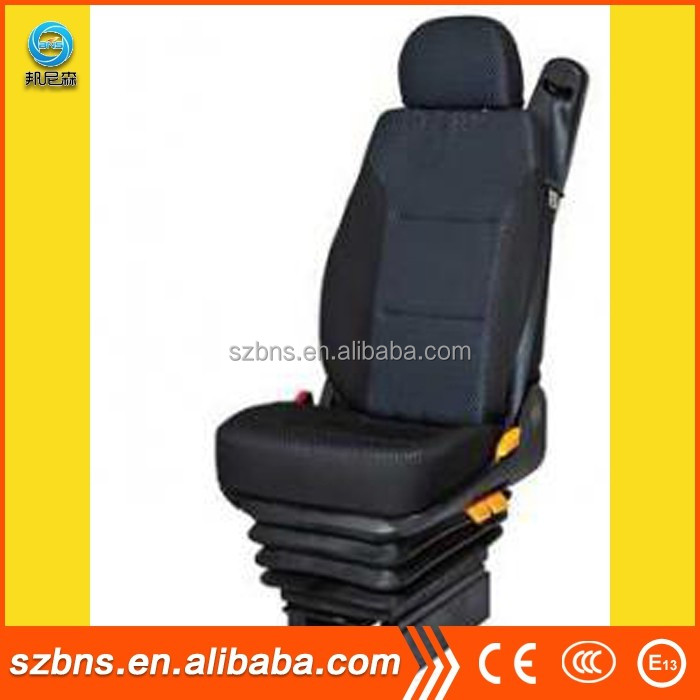 BNS light weight truck/car/coaches driver seat and Air suspension driver seat for universal heavy truck & bus