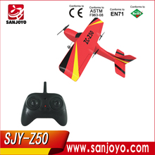 2017 New SJY-Z50 RC Plane epp 2CH rc radio control planes glider airplane model airplanes uav hobby ready to fly rc toys