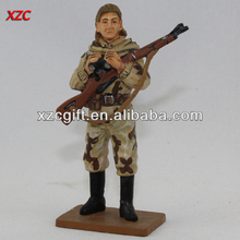 Pewter/Metal Craft Toy Soldier