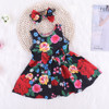 baby girl party dress summer boutique flower girl party dress baby girl wedding dress