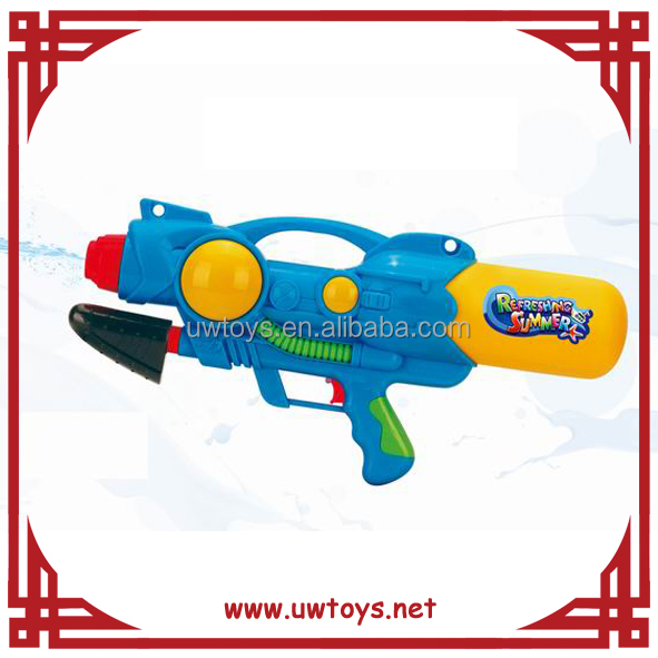 2017 Walmart Nozzle Squirt Water Shooters Air Pressure Water Gun For Kids