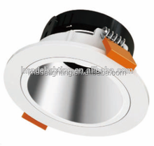 multiple Functional Mouting Ring Adjustable with cob led beam angle 22 36 60 Recessed Downlight
