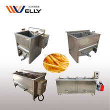 Long service life kfc chicken frying machine for restaurant
