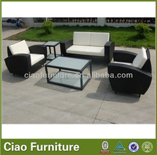 high style, high tasted, living room rattan sofa