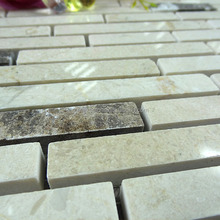 different kinds of strip mosaic stone tile