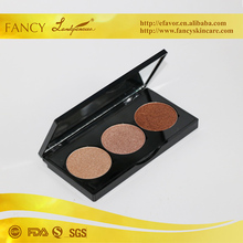 High quality private label <strong>cosmetic</strong> miss rose eye shadow with sample