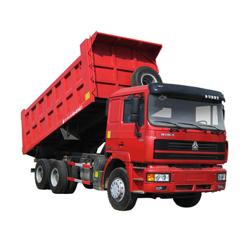 25Ton Sinotruk China Widely Used HOWO Dump Truck for Sale