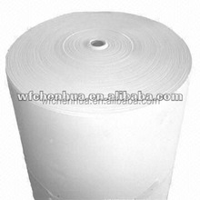 china manufacturer non-woven polyester filter for asphalt roll roofing
