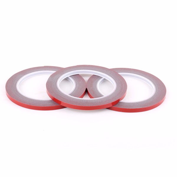 High bond clear double sided vhb acrylic gel adhesive tape