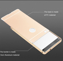 Luxury bumper metal aluminum hard case cover for s z10