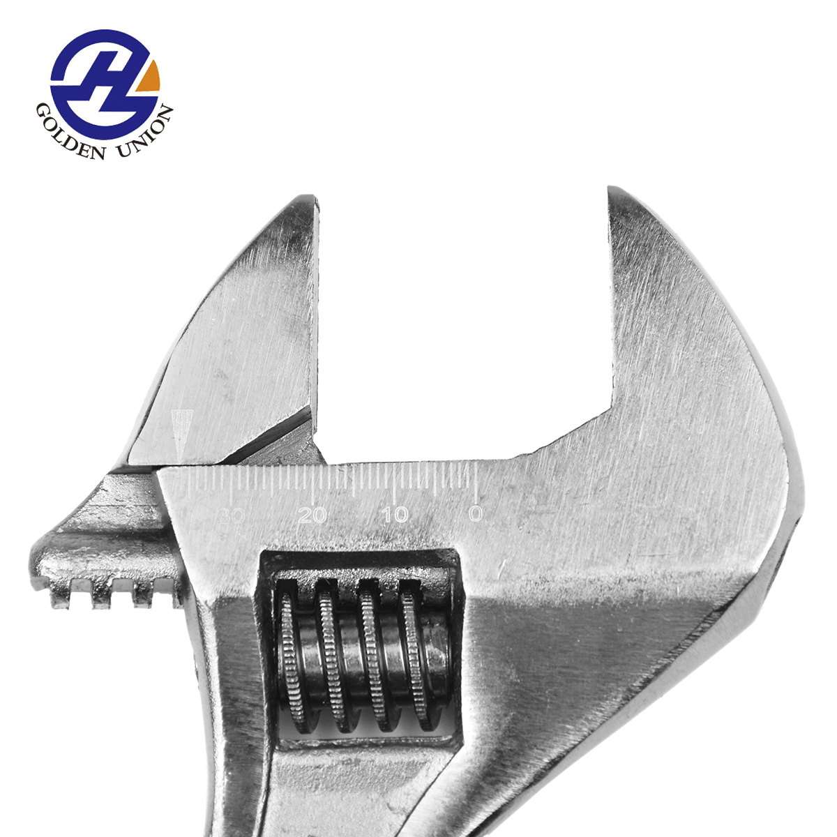 German Tool Wrench Adjustable Square Hole Spanner Wrench