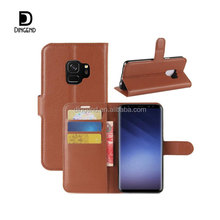2018 New Model Wallet Leather Phone Case For Samsung Galaxy S9