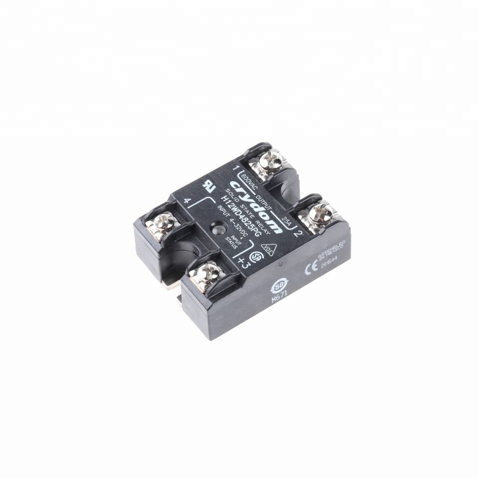 Wholesale Relay And Contactor Online Buy Best Solid State Rockwell Original New Crydom Strongrelay Strong H12wd4825pg