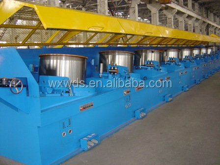 Automation Bright steel Straight Line Wire Drawing machine/Nail Making Machine