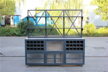 vintage industrial style furniture rack wall <strong>shelf</strong>