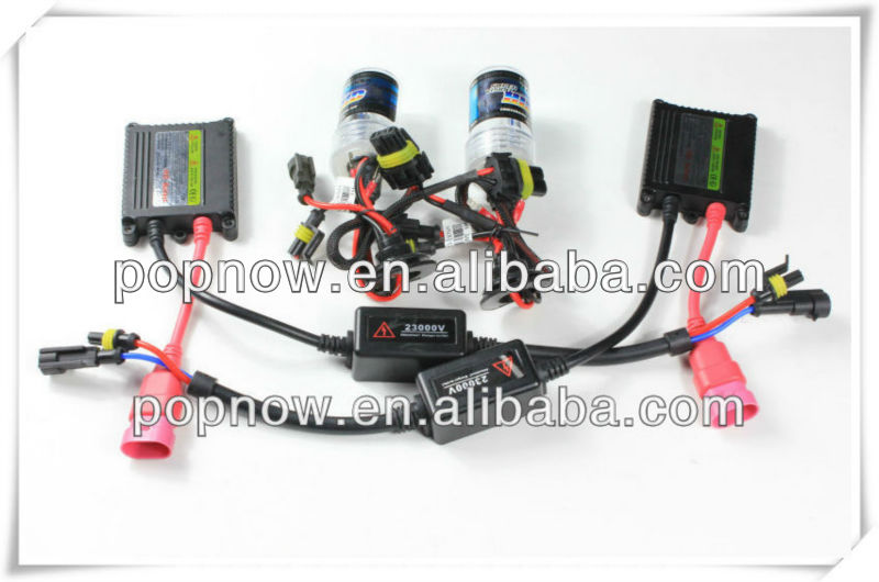 Factory Supply 881/880 12000K Xenon Hid Kit Cheap, Hid Xenon Kit Made in China