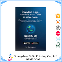 Advertising movie poster customized offset poster printing