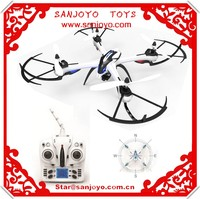 2015 kid toy 4CH Rolling UFO four-axis rc UFO with gyro Helicopter Toy rc aircraft SJY-X6