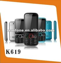 "Latest 2.4"" GSM unlocked cell phones with Big battery and Big speaker"