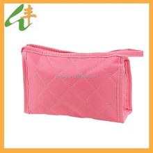 2015 personalizado pvc cosmetic bag and make up case