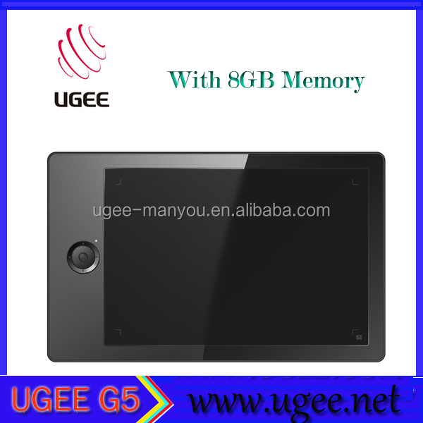 UGEE G5 interface interactive kids education tablet