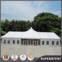 16x22 marquee party tent parts,wedding party waterproof tent
