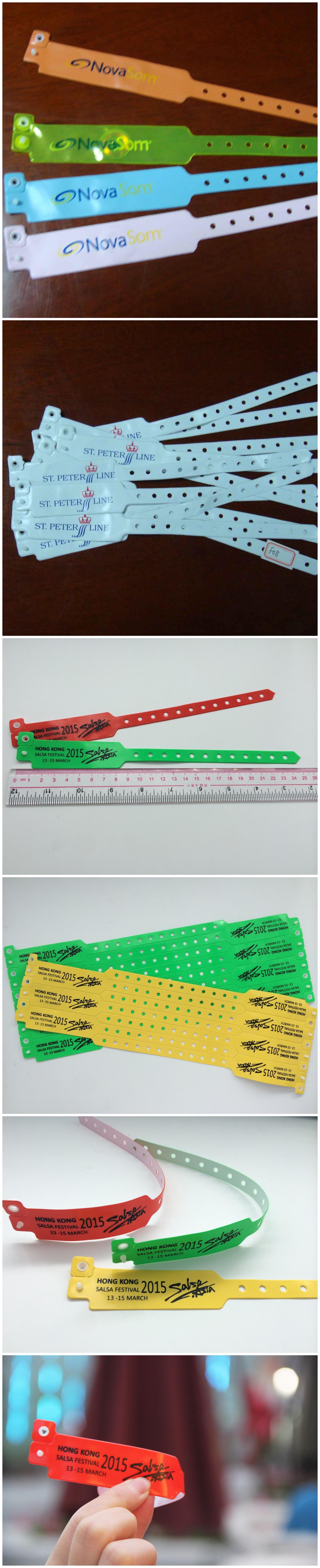 RFID Tag Wristband