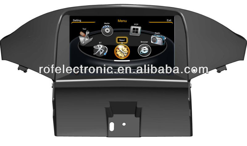Auto radio navigation car dvd player for Chevrolet Orlando 2012