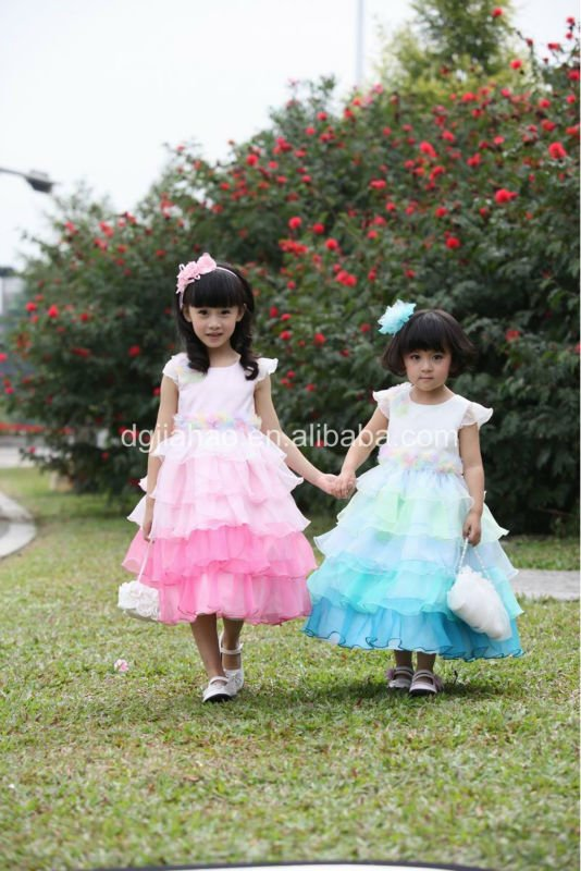 2012 new designed fashion cocktail dress for girls