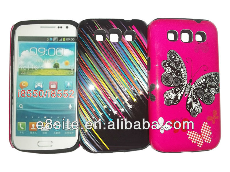 Unique Printing Phone Case For SamSung Galaxy Win I8552 i8550