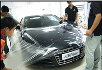 Automatic Repair self healing Scratch Transparent PPF Self Adhesive Clear Car body Paint Protection TPU Film