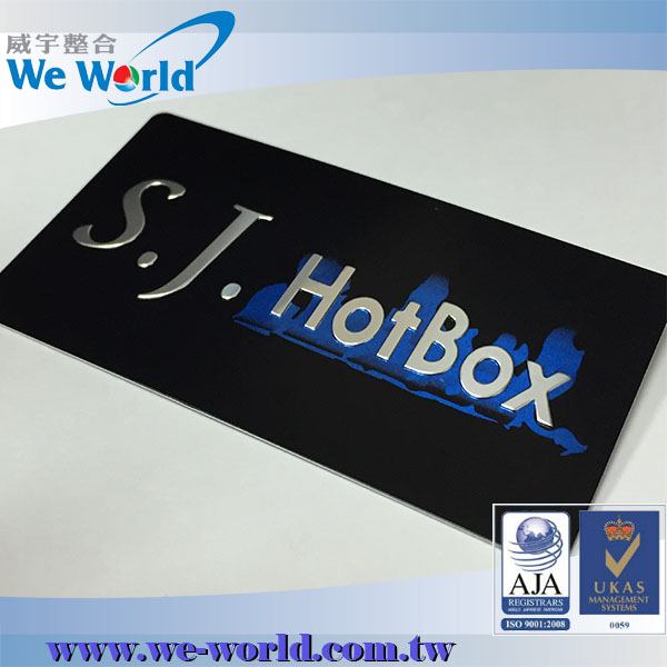 Fast delivery screen printing aluminum electronic appliance logos