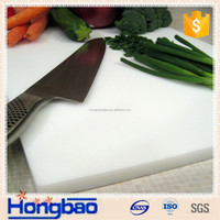 perfect household chopping board,good supermarket plastic chopping board,hdpe non-toxic chopping blocks for sale