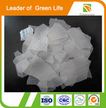 GREENCARE Hot sale caustic soda flakes 99% CAS No.1310-73-2