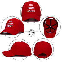 cheap price promotional 6 panel embroidery design your own baseball cap