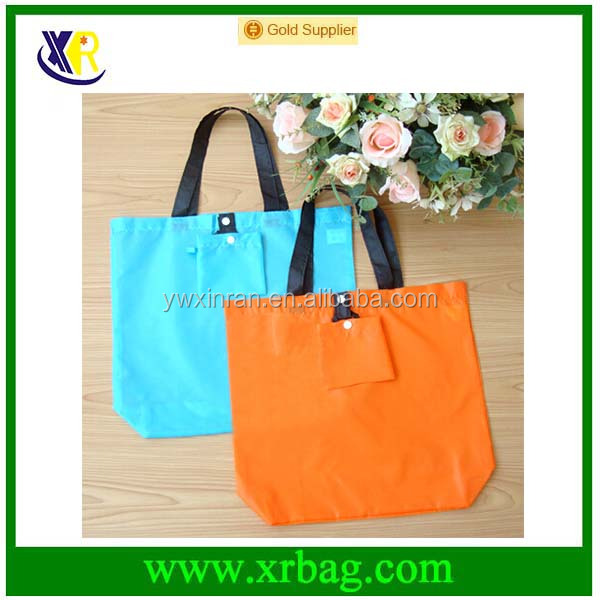 Promotional gift supermarket eco friendly shopping bag