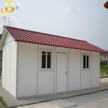 mobile homes folding pvc log house prefabricated for one dollar store