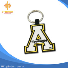 Alphabet A Letter a Embroidery Key Chain Producer Aibaba Com Keychain ring