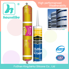 factory OEM service neutral window silicone adhesive /silicone sealant