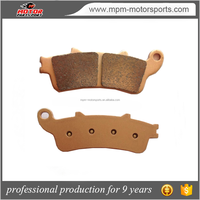 best motorcycle brake pads for honda VFR800 ABS rear and front