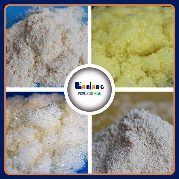 Strong base anion exchanger for sugar ionic ion exchange resin