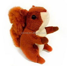 Small Squirrel Soft Toy - Plush Stuffed Animal squirrel stuffed toys plush soft squirrel for kids