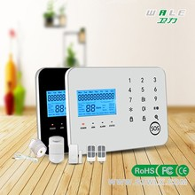 Wireless Smart home/hotel security alarm system