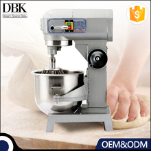 Automatic blender electric horizontal dough mixer prices planetary food mixer
