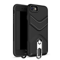 2 In 1 PC+TPU Combo Hybrid Armor Case Cover For Iphone 8 Mobile Phone Case Back Cover For Iphone 8 Case Wholesale