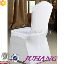Plain Style and Spandex / Polyester Material wedding chair cover
