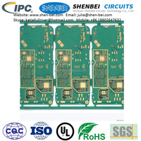 14 years professional OEM pcb manufacturer
