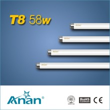 T8 58w double tube fluorescent lamp in China